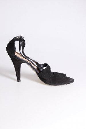 Taupage Sandaletten schwarz