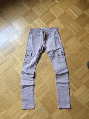 Pantalon cargo multicolore