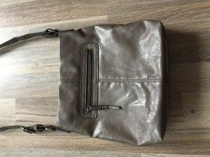 Taupe farbene Handtasche von Gabor