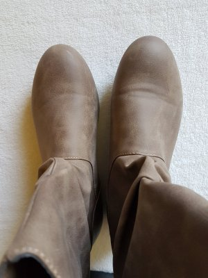 Buskins taupe