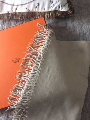 Pashmina grey brown-taupe