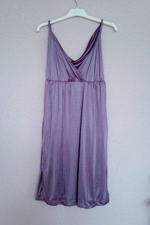 taupefarbenes Kleid von vero moda