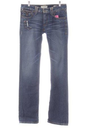 """Taverniti So Jeans bootcut """"Janis"""" bleu"""