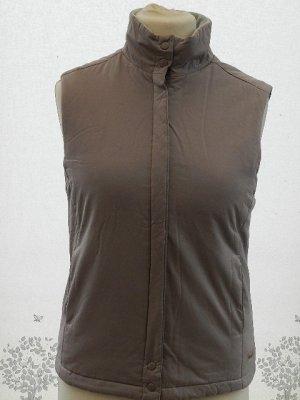 Vest mauve Gemengd weefsel