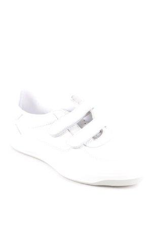 Tbs Sneaker Klettverschluss weiß Casual-Look