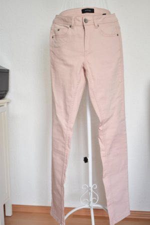 Tchibo Jeans in Pastell  Rose
