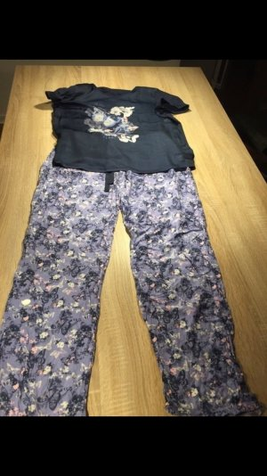 Tchibo / TCM Pijama púrpura-lila