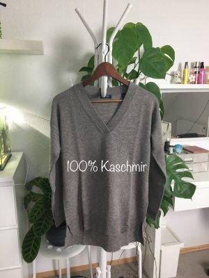 Tchibo Premium 100% Kaschmir Pullover S/36 Taupe