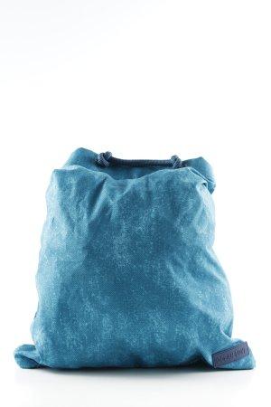Tchibo / TCM Bolso tipo marsupio petróleo-azul cadete estilo deportivo