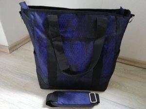Tchibo / TCM Shopper dark blue-black