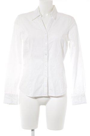 Tchibo / TCM Blusa-camisa blanco look casual