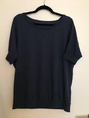 Tchibo TCM Shirt kurzarm blau Gr. 40/42 guter Zustand