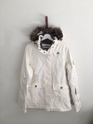 Tchibo / TCM Veste de sport gris-blanc