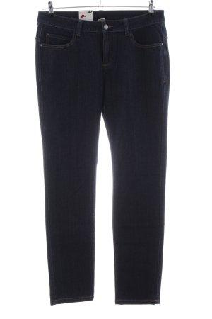 Tchibo / TCM Slim Jeans blau Business-Look