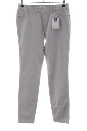 Tchibo / TCM Stretch Jeans hellgrau Casual-Look