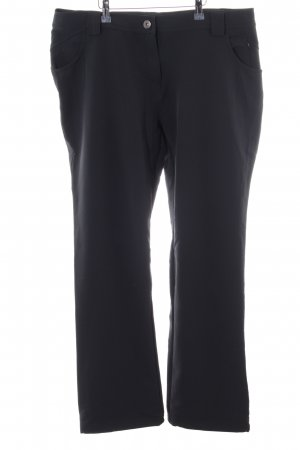 Tchibo / TCM Stretch Trousers black casual look