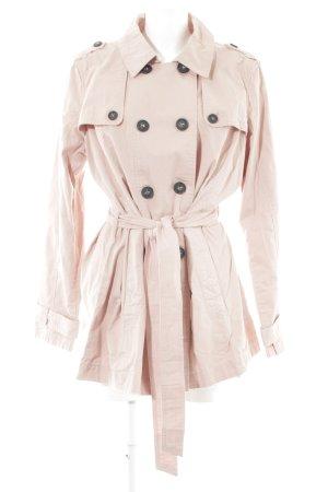 Tchibo / TCM Trenchcoat rosé Casual-Look