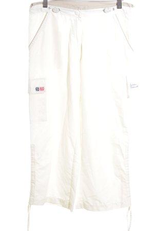TCM 7/8-Hose beige-wollweiß sportlicher Stil
