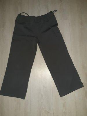TCM : 7/ 8 Schlupf Sporthose Größe 38 grau  mit Dehnbund
