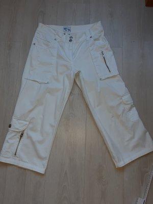 TCM Jeans a 7/8 bianco