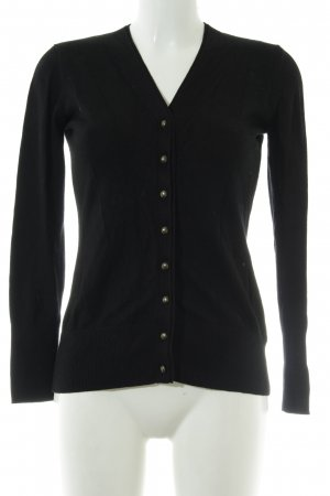 TCM Cardigan schwarz Casual-Look