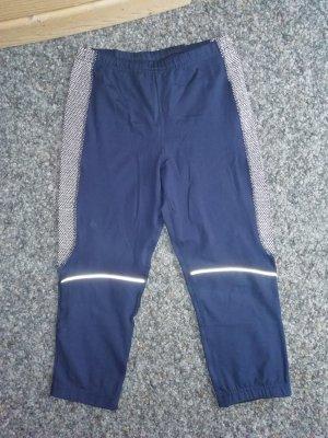 TCM dreiviertel Sporthose dunkelblau 34/36