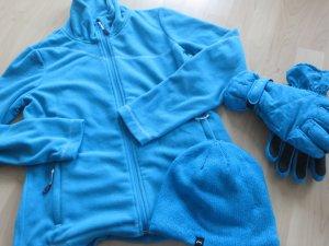 Tchibo / TCM Fleece Jackets multicolored polyester