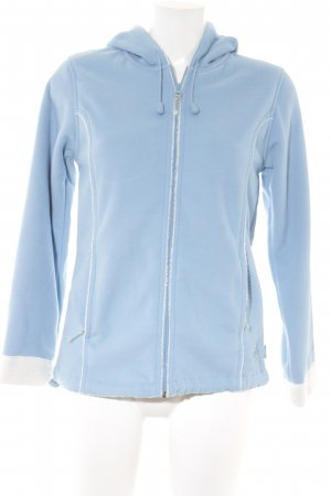 TCM Fleecejacke himmelblau Casual-Look