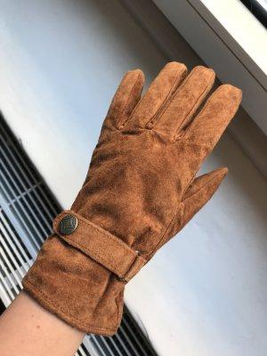 TCM Handschuhe aus Kunstleder Gr. 7,5 – wie neu