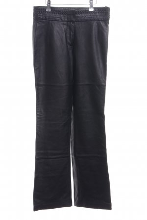 TCM Leather Trousers black extravagant style