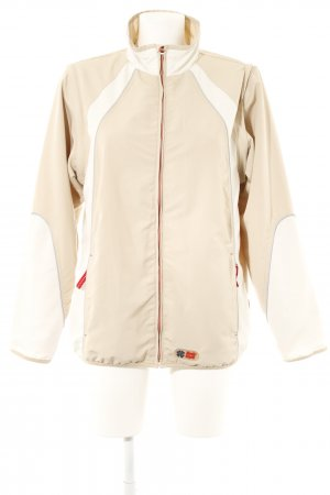 TCM Outdoorjacke creme-wollweiß Casual-Look