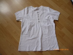 TCM Shirt / Tunika  gr L  40/42 weiß  Top Zustand,wie neu