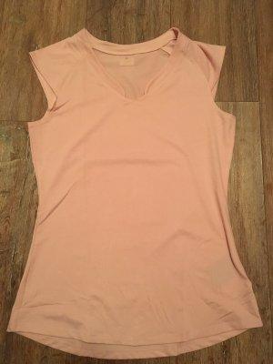 TCM Tchibo Sport Shirt T-Shirt Top rosa neu M 38