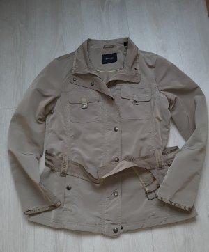 Tchibo / TCM Shirt Jacket multicolored mixture fibre