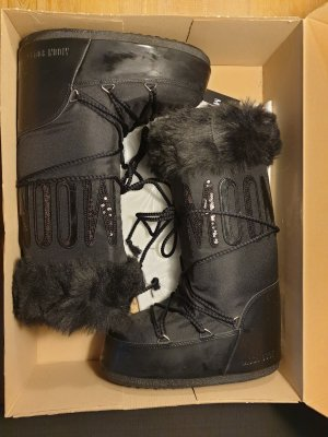 Tecnica Botas de nieve negro