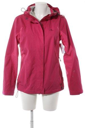 Tecwear Outdoor Jacket magenta-neon pink athletic style