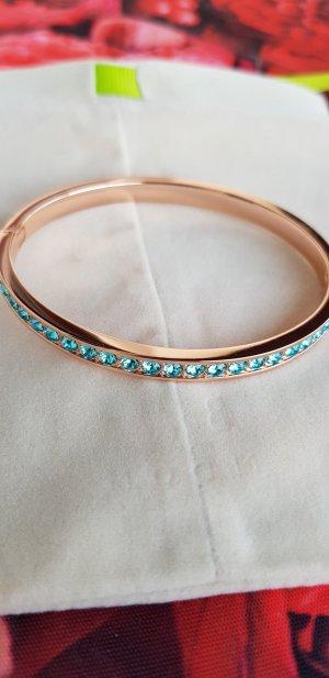 Ted baker Bracelet light blue stainless steel
