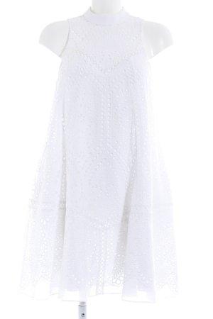 Ted baker A-Linien Kleid weiß Romantik-Look