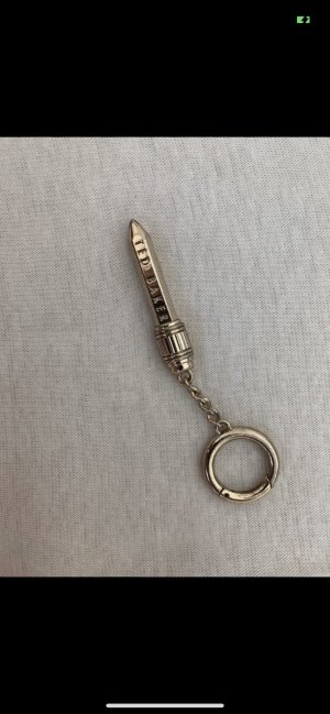 Ted baker Key Chain gold-colored