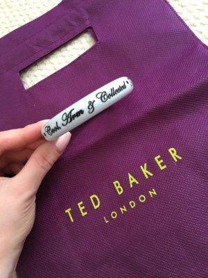 Ted baker Bangle wit-zwart