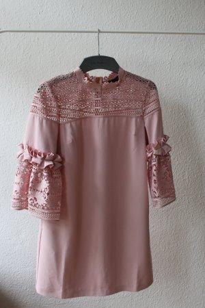 Ted Baker Brautjungfernkleid rosa