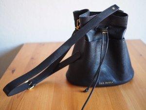 Ted Baker Bucket Bag schwarz