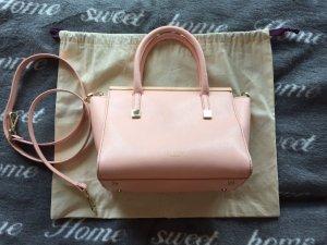 Ted baker Handbag apricot-pink leather