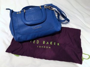 Ted Baker Hickory Stab Stitch Tasche in blau