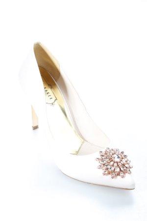 Ted baker High Heels rosé-roségoldfarben Eleganz-Look