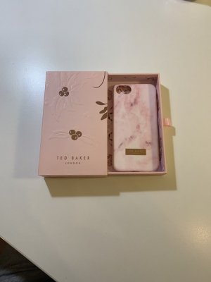 Ted baker Hoesje voor mobiele telefoons roségoud-rosé