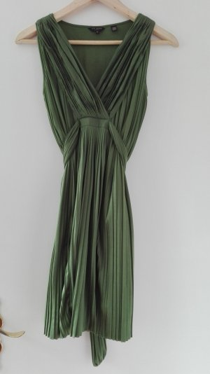Ted Baker Kleid Abendkleid Cocktailkleid Gr. 0 XS 34 Seidenkleid