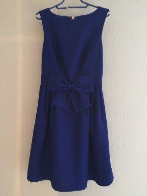 TED BAKER Kleid Kaiserblau Gr. 1