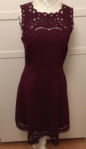 TED BAKER Kleid, pflaume