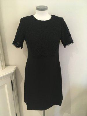Ted Baker Kleid schwarz Spitze 36 S 2